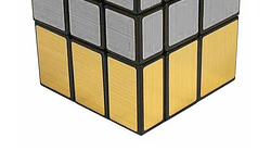 How to Solve a Mirror Cube - Step 1 - KewbzUK