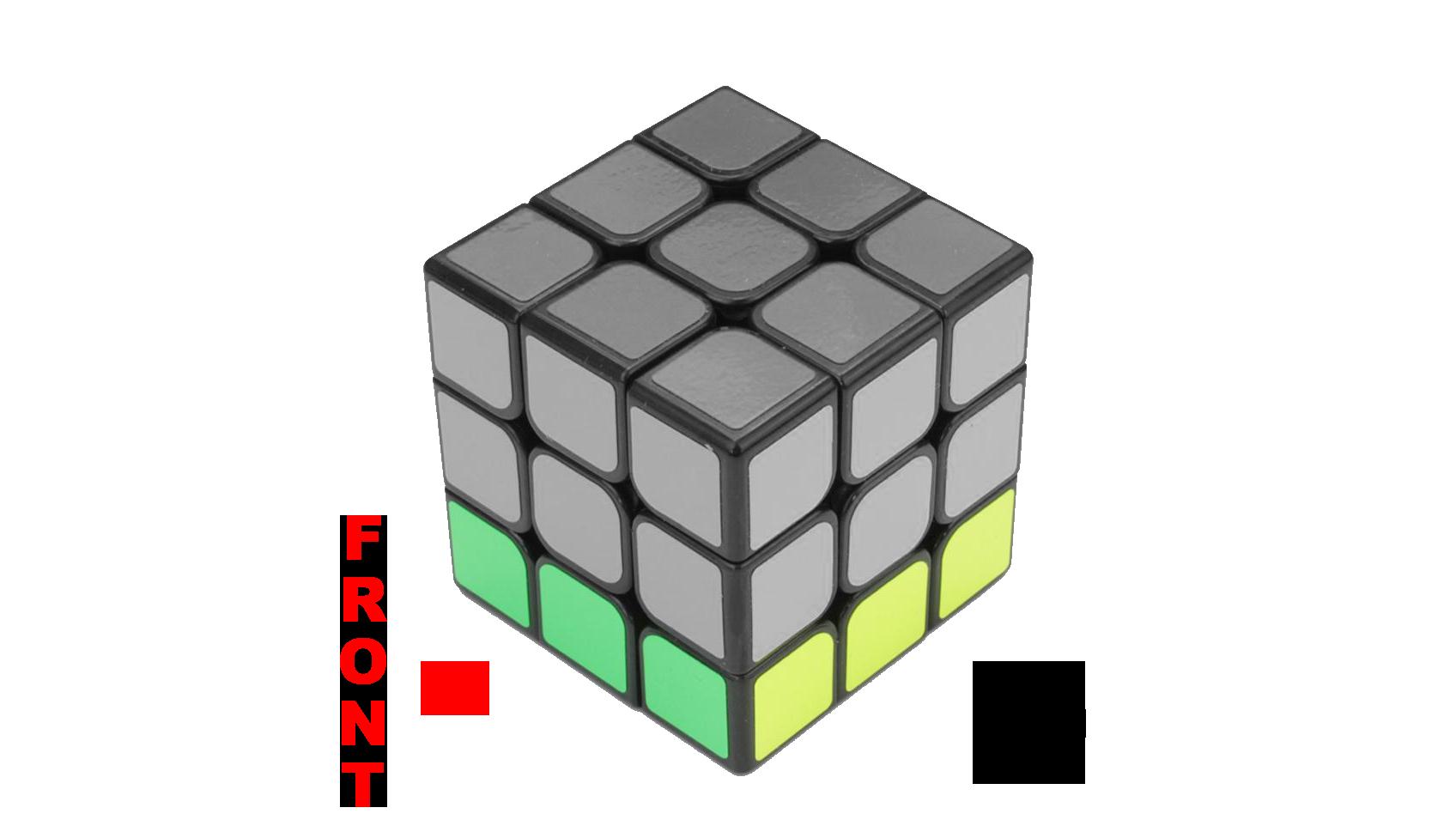 Rubik's Cube Notation - D and D' - KewbzUK Beginners Method Tutorial