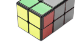 How to solve a 1x3x3 cuboid (Super Floppy) - Solution Guide - KewbzUK Step 1