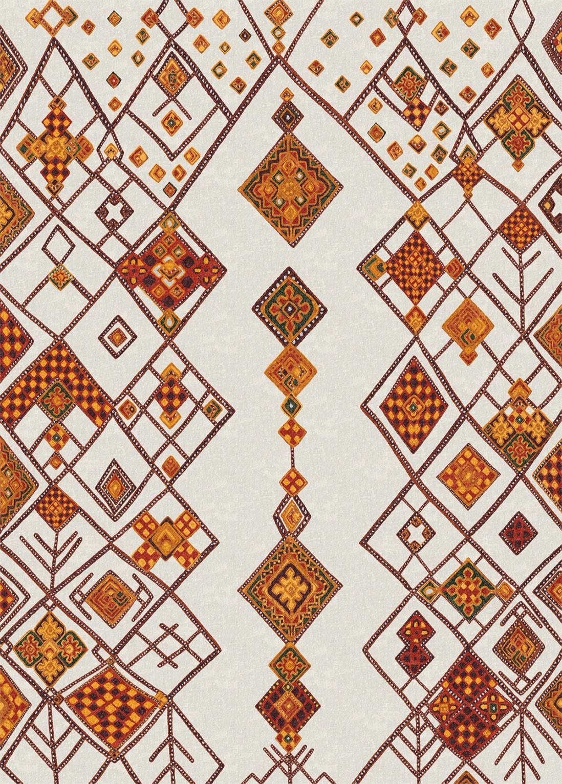 Moroccan Rug - Farah Autumn