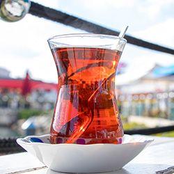 Nutritional values of Turkish tea