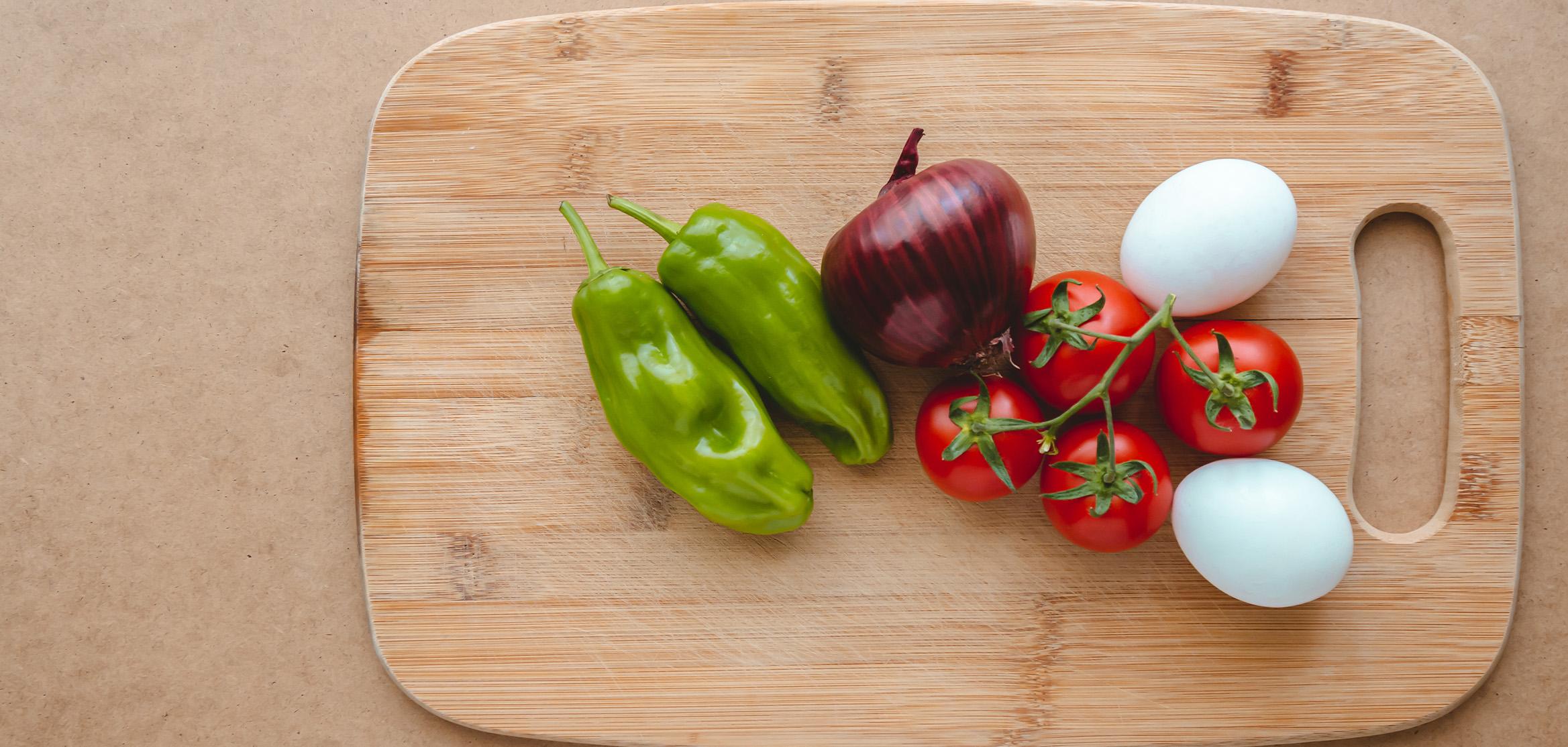 Additional Ingredients to Menemen