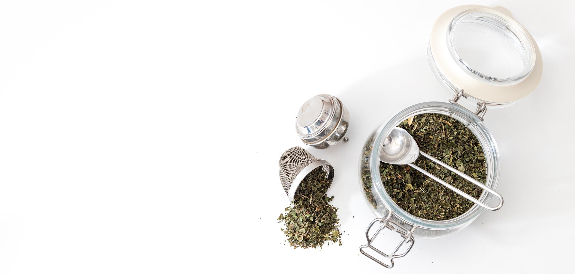 TEA MAKER & TEA INFUSER