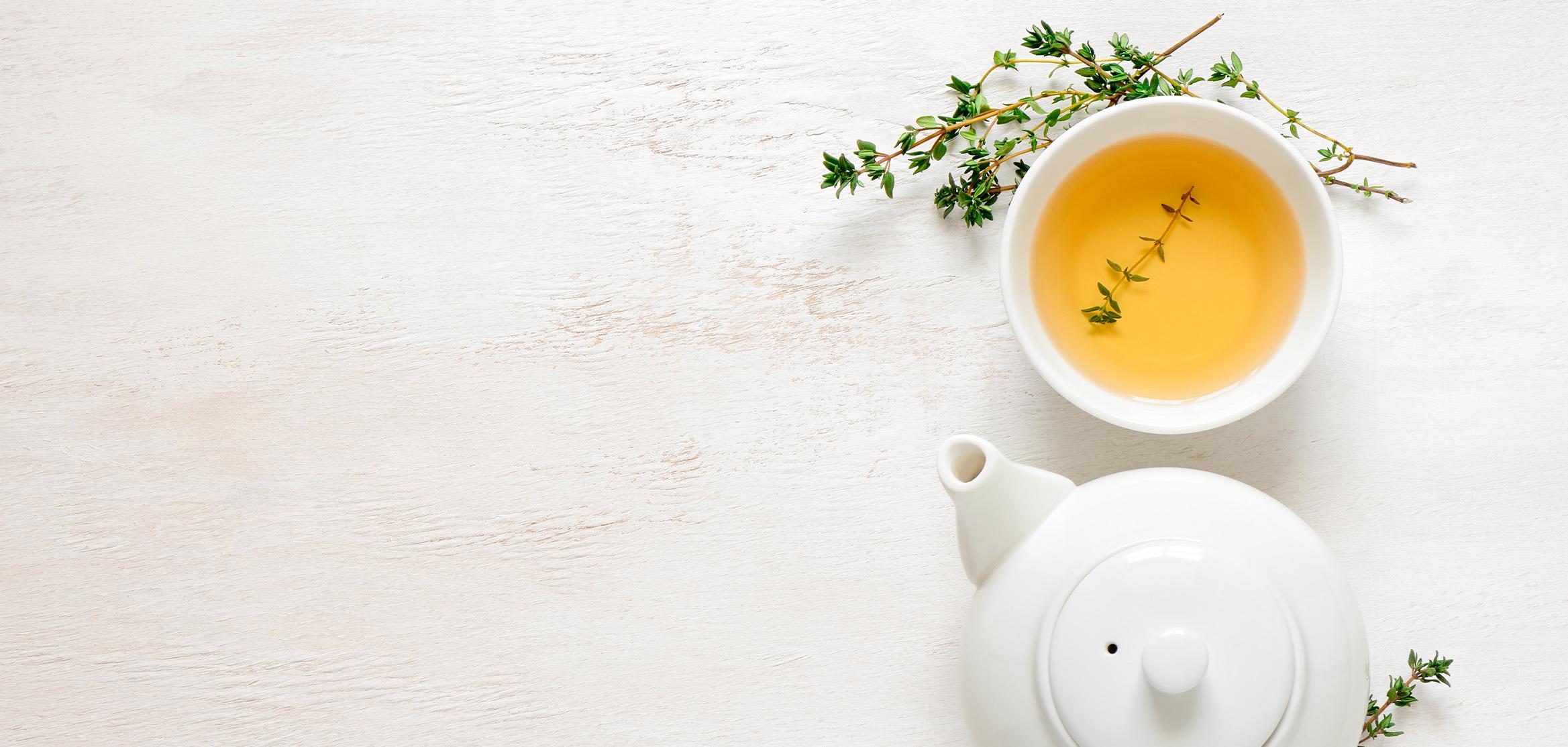 How to brew white tea?