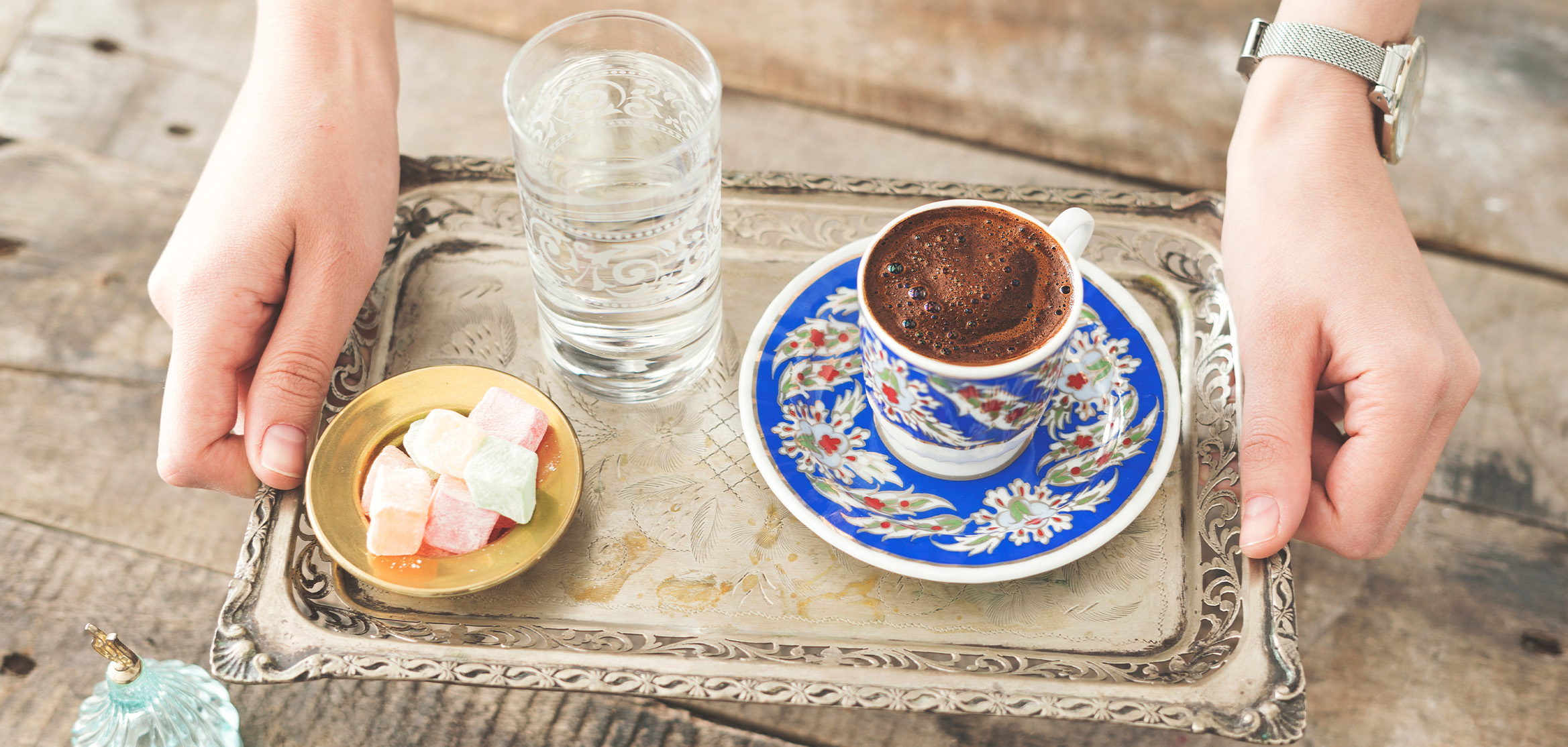 Turkish Coffee Traditions