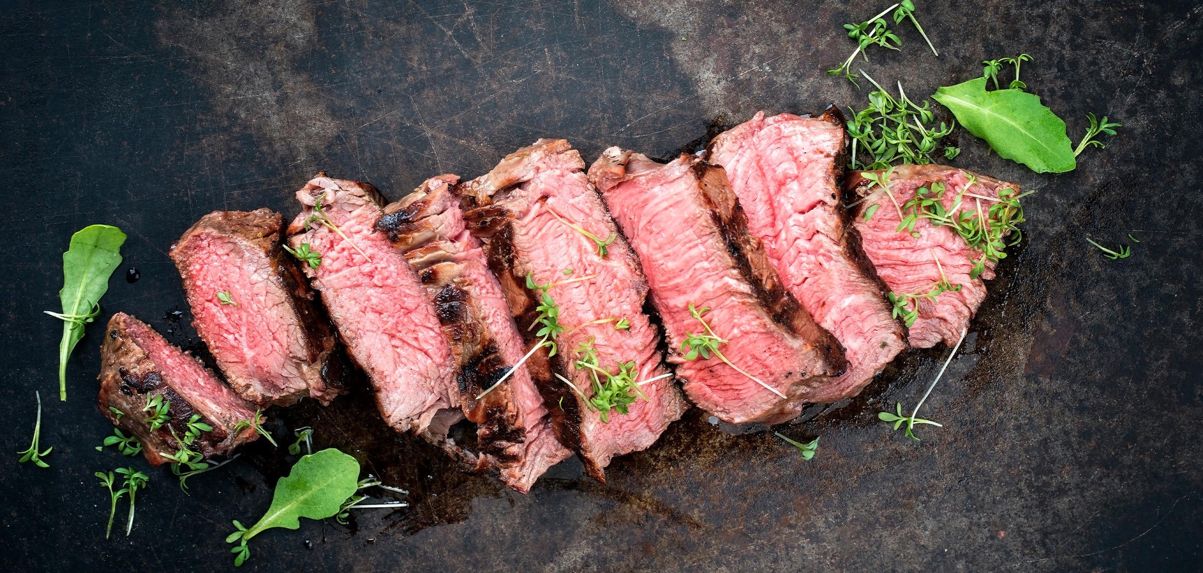 Sous Vide Steak Tips