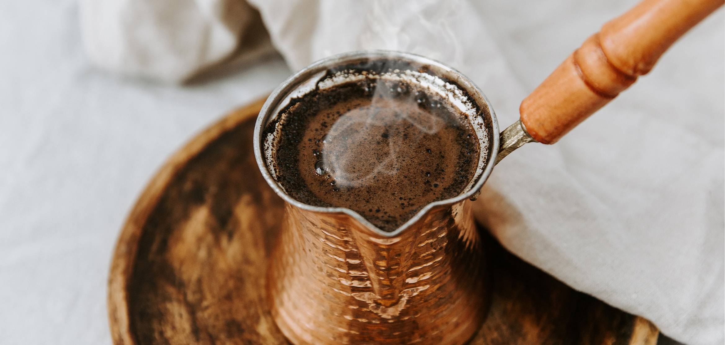 How to Make Turkish Coffee?