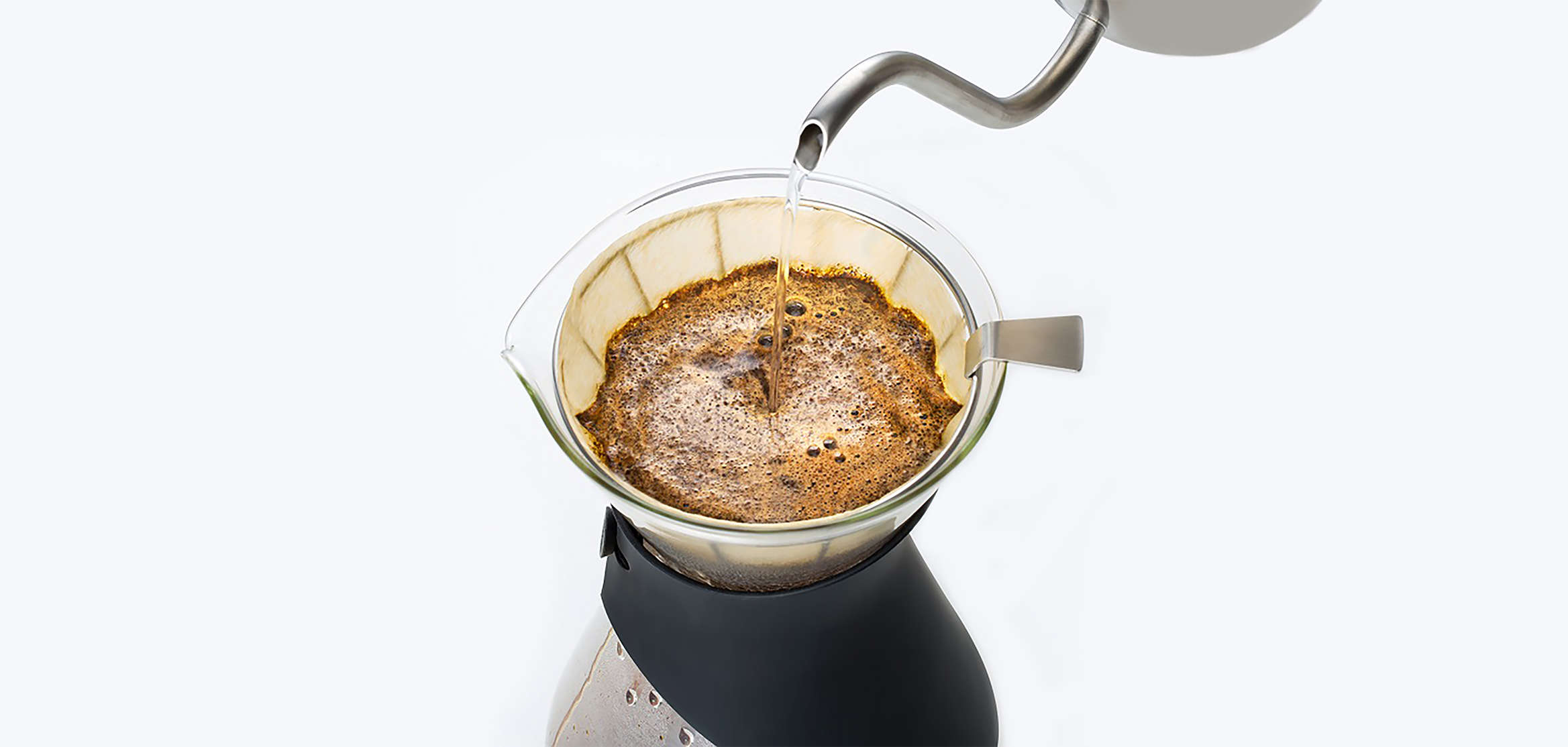 Pour Over Coffee Ratio How Much Coffee To Use For Pour Over - SAKI