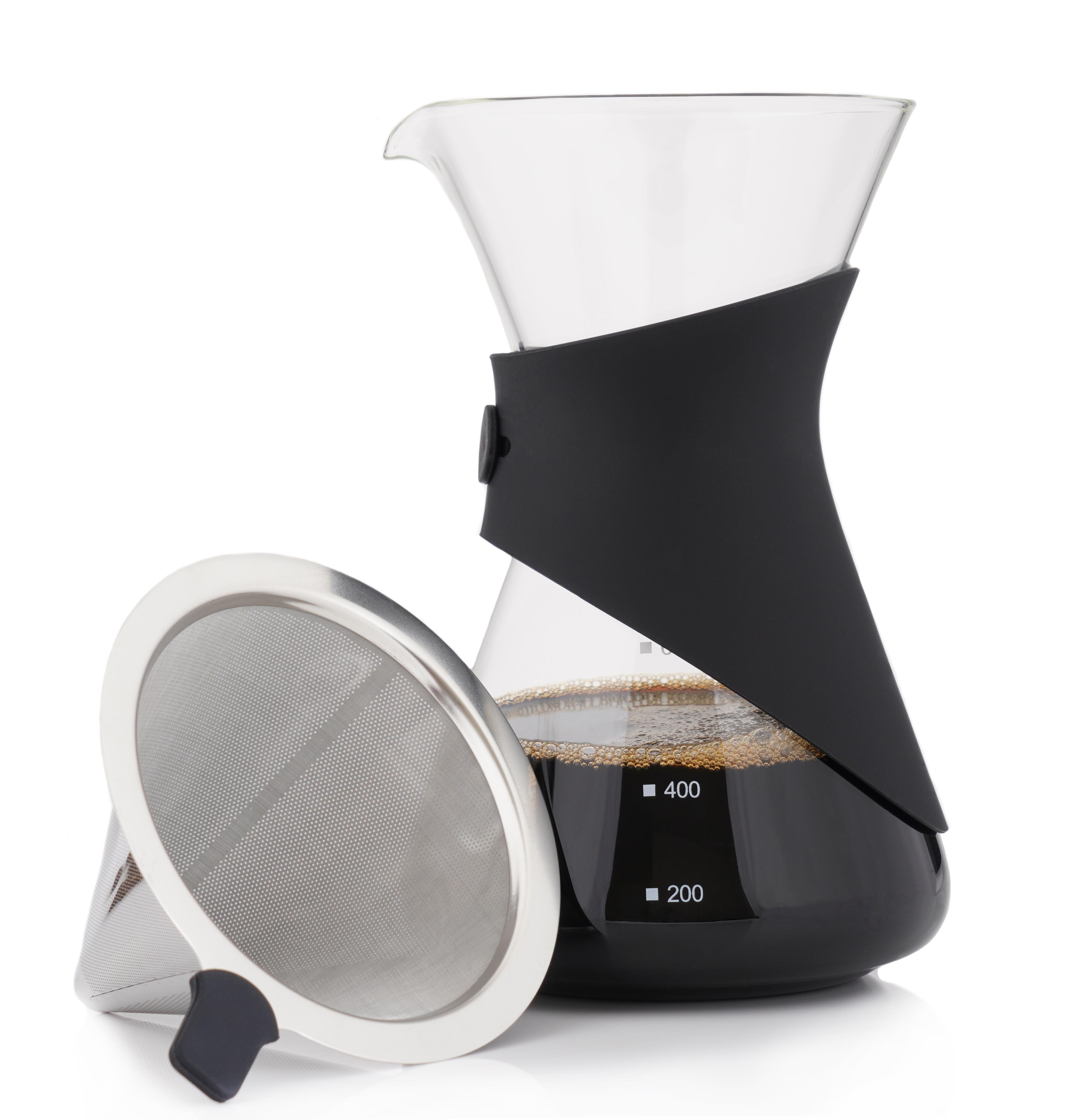 SAKI Pour Over Coffee Maker