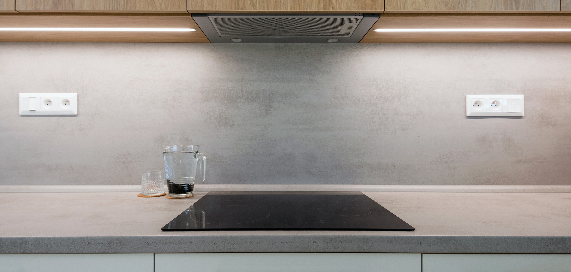 Induction Cooktop Installation