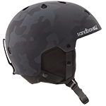 Sandbox Legend Snow Helmet Black Camo