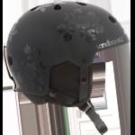 Sandbox Legend Snow Helmet Black Roses