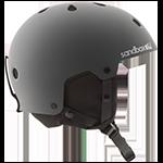 Sandbox Legend Snow Helmet Grey