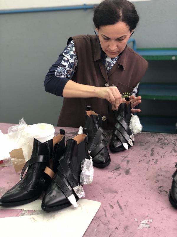Tia boots