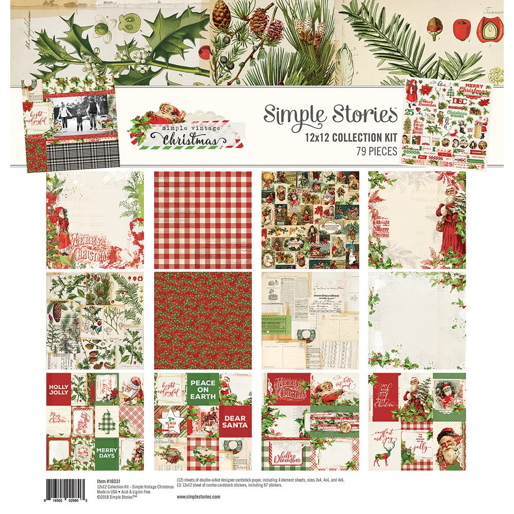 Simple Stories Simple Vintage Christmas