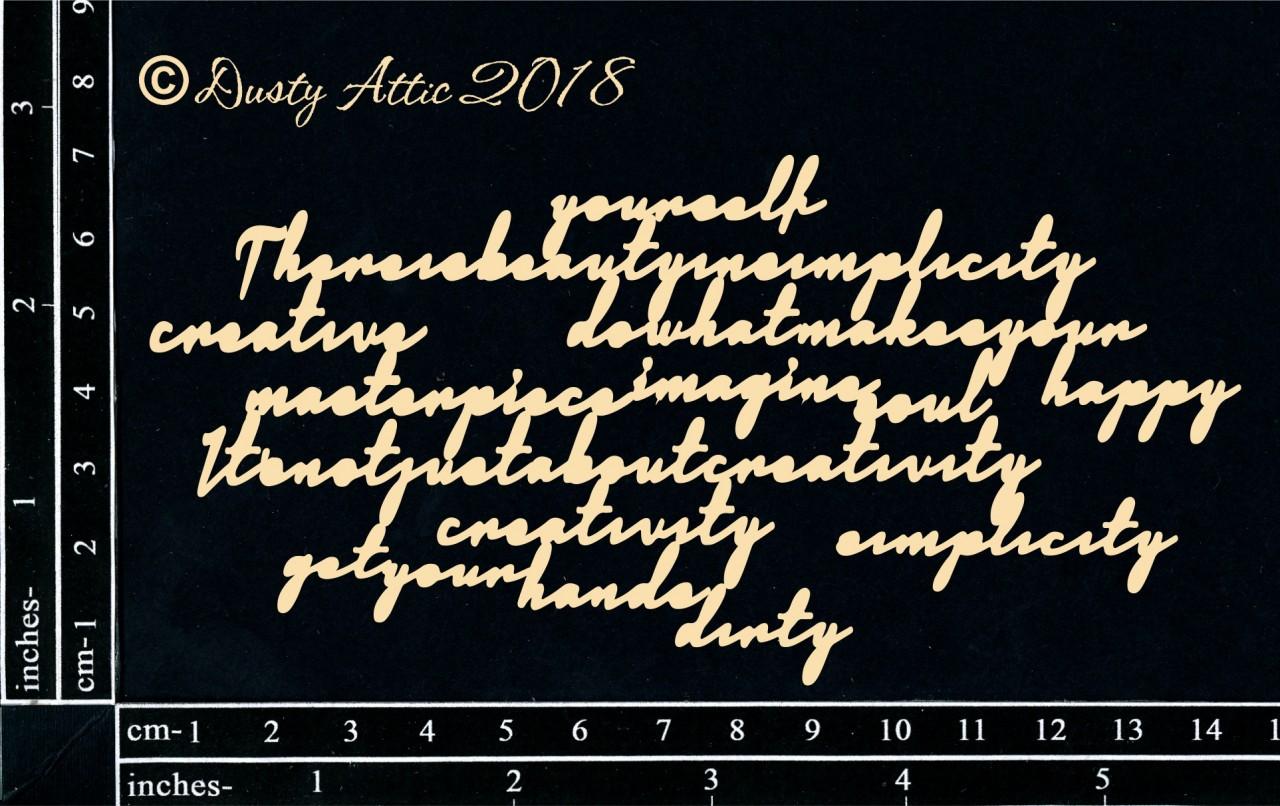Dusty Attic Script