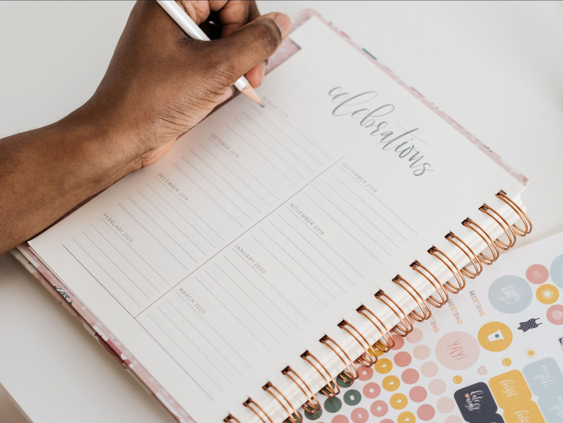 Day Planner or Calendars
