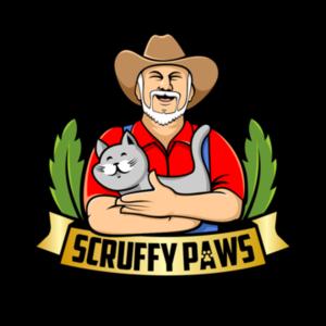 scruffy paws logo