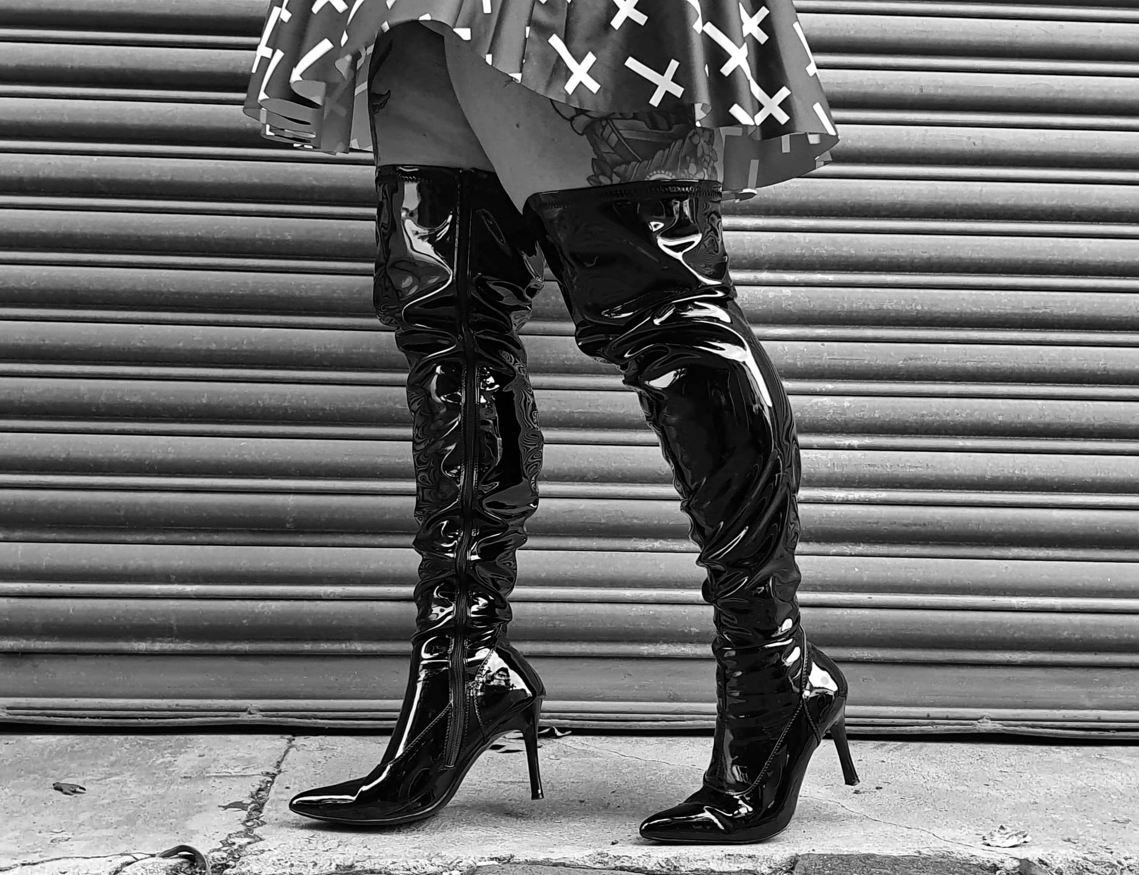 Thigh High Boots For Plus Size Thighs Shoe Me