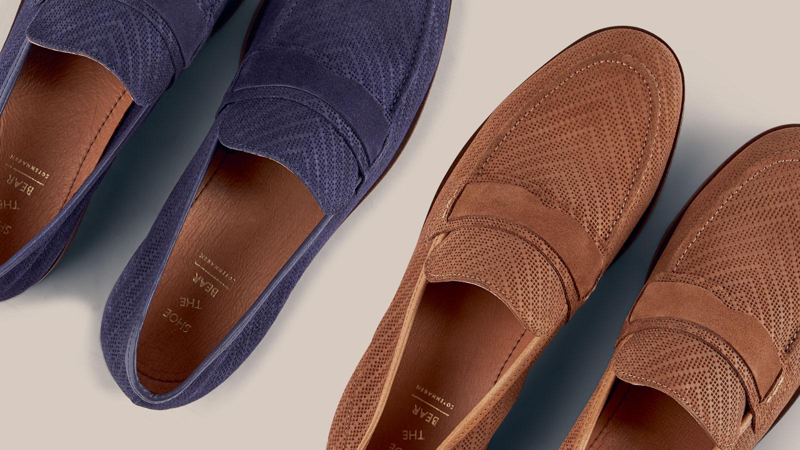 Sko nyheder Se alle vores sko nyheder til mænd, kvinder og