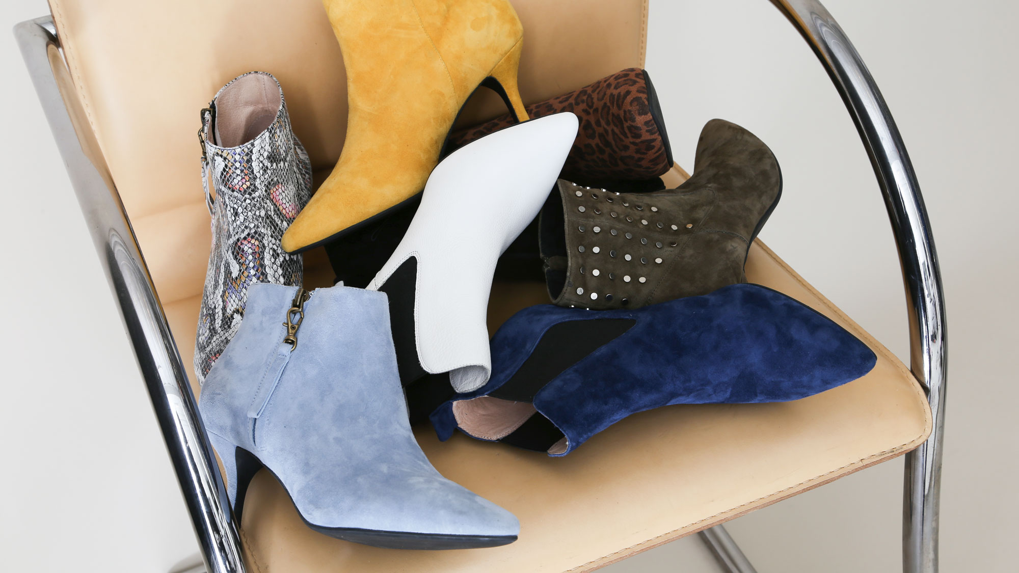 Shoe The Bear Støvler Nyeste Kollektion Udsalg Gratis