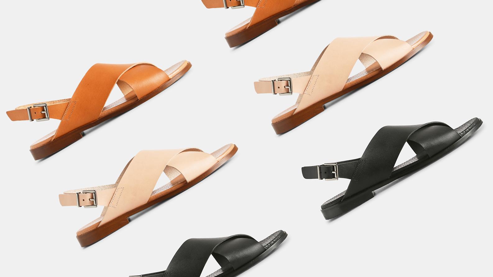 e5d66f1f035 Sommersko er både komfortable og alsidige, og så kan de kombineres med  kjoler, jeans og shorts. Forneden har vi fundet de bedste styles fra vores  nye SS18 ...