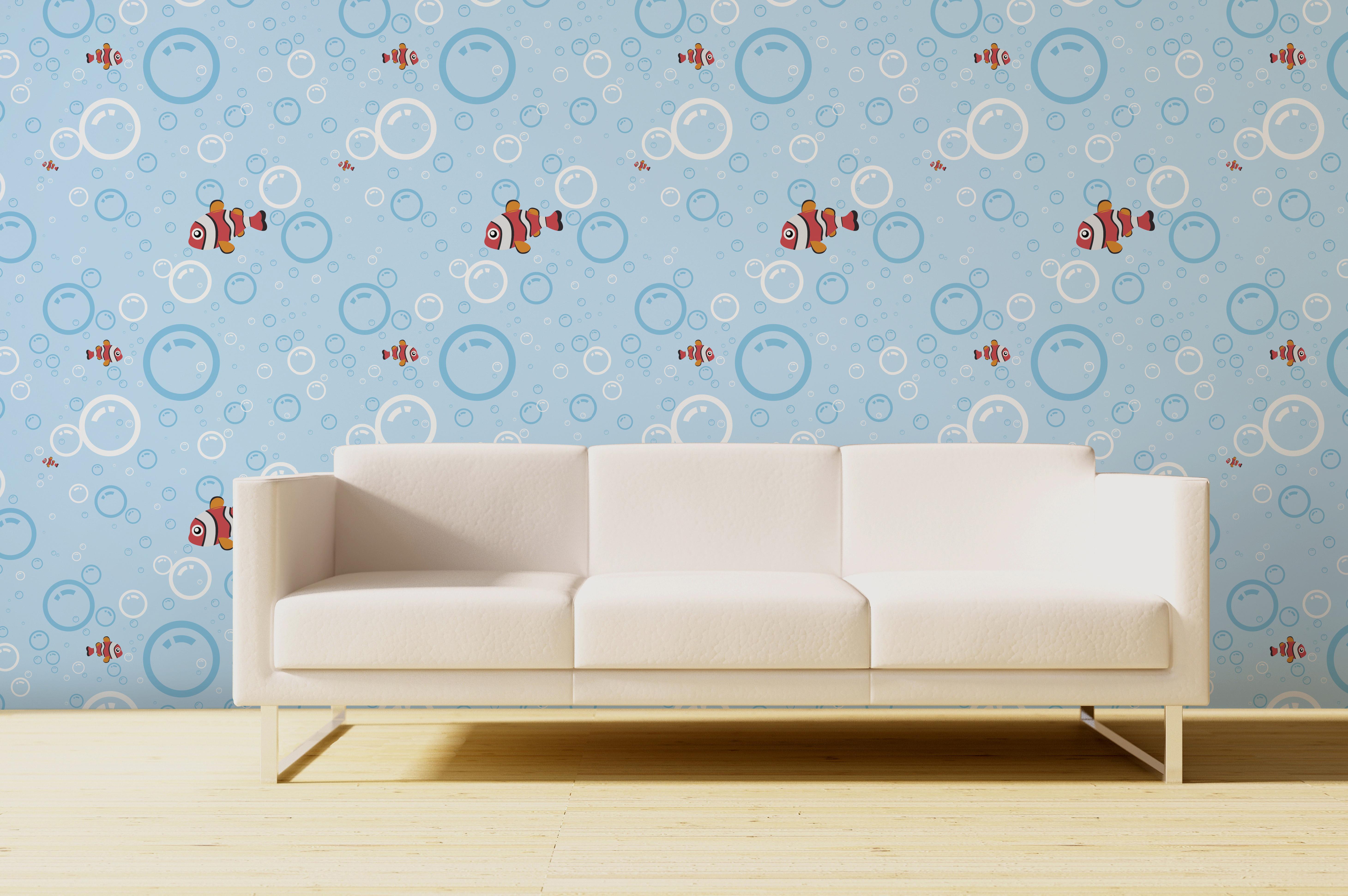 Kids Wall Patterns