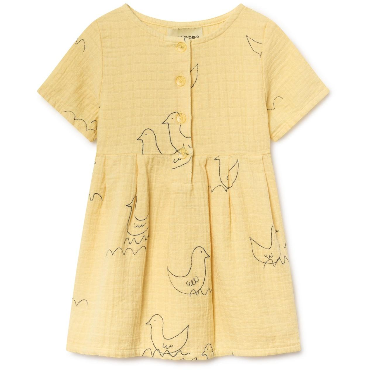 bobo choses baby geese princess dress