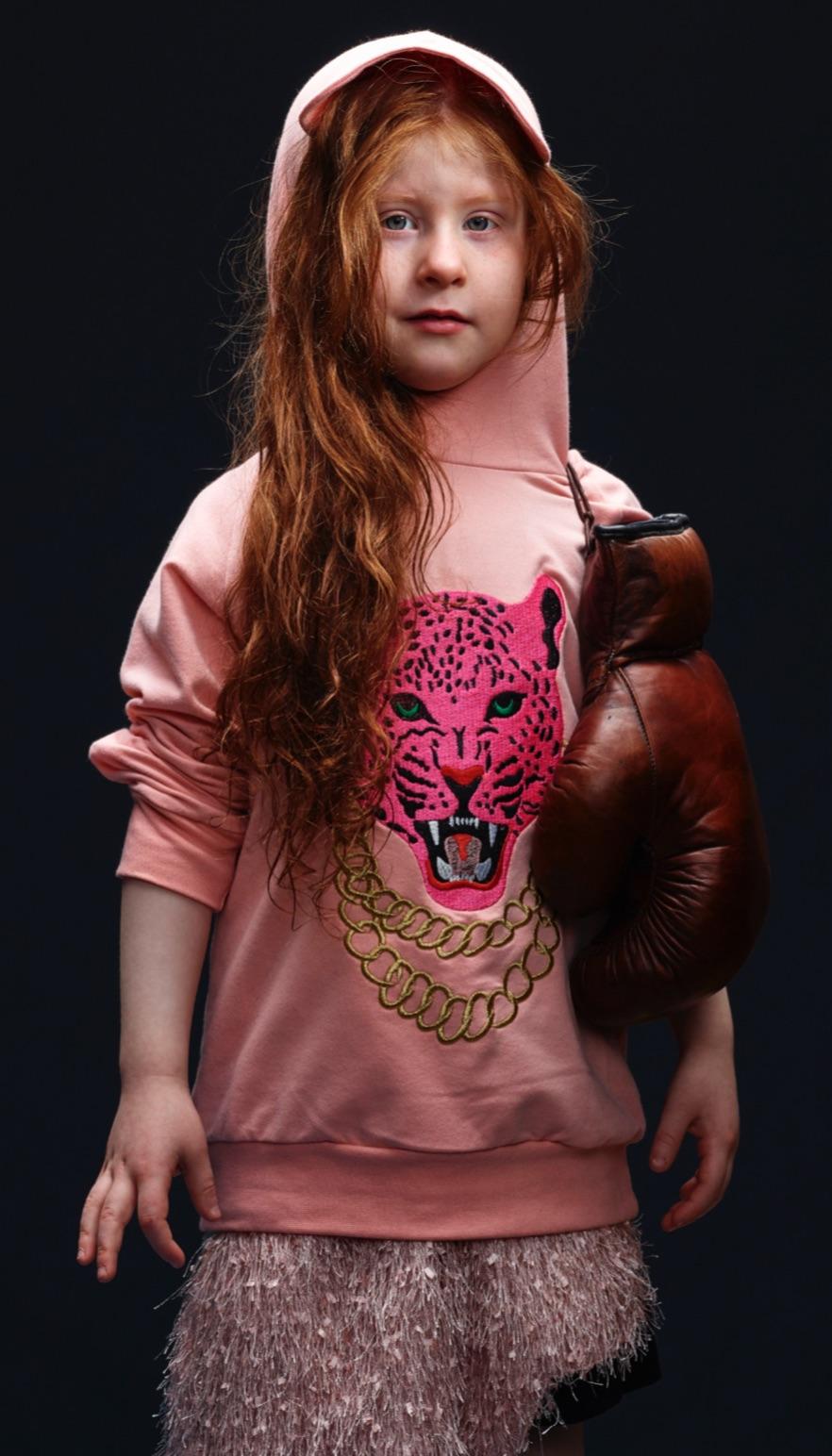 bangbang copenhagen pink panther sweatshirt