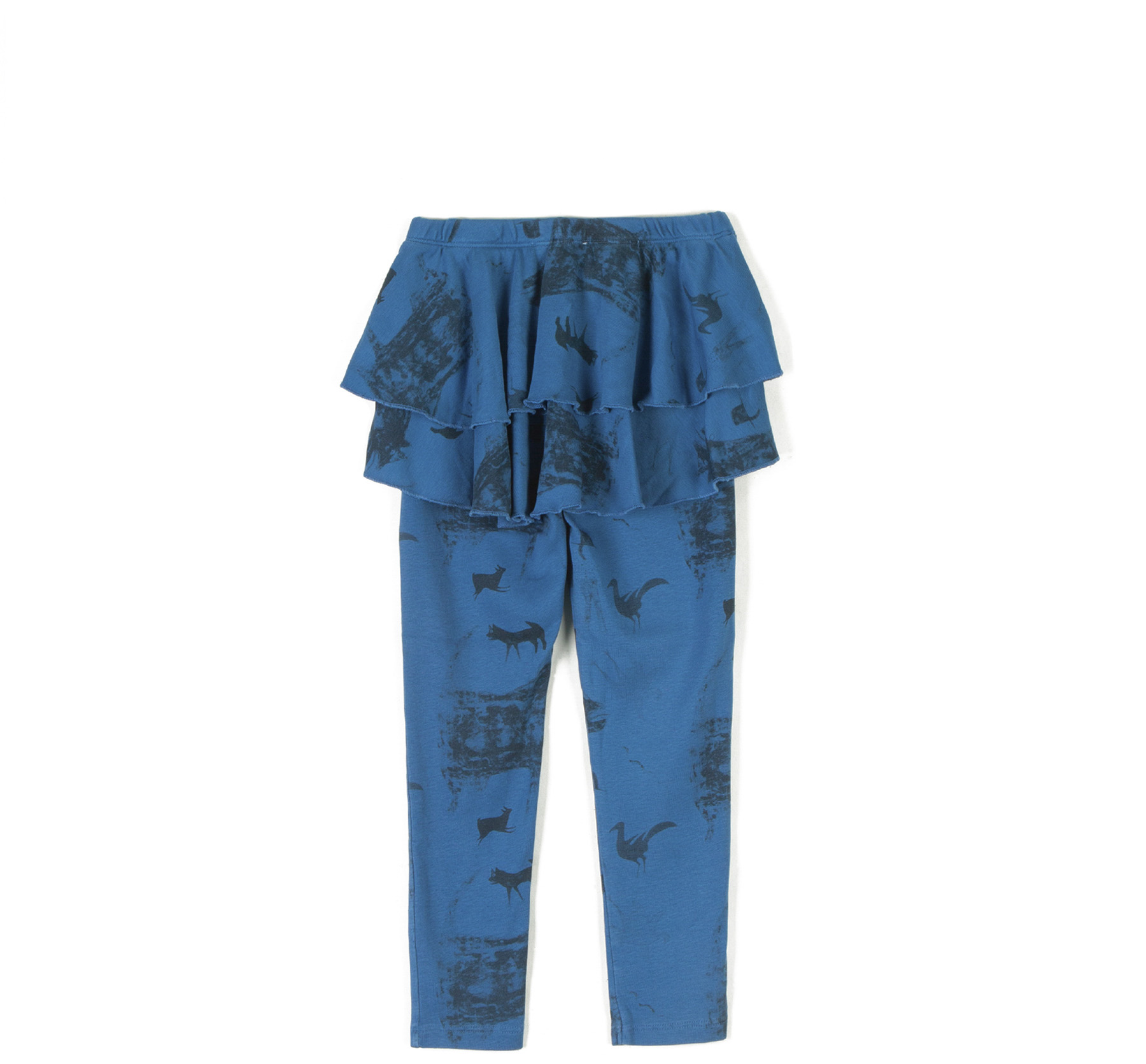 wolf & rita ana beast blue leggings