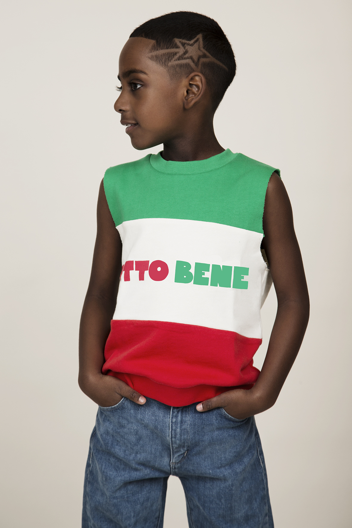 mini rodini tutto bene tank top