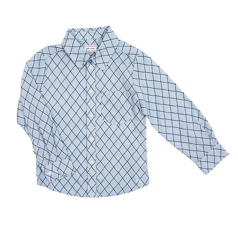 morley benjamin boys shirt