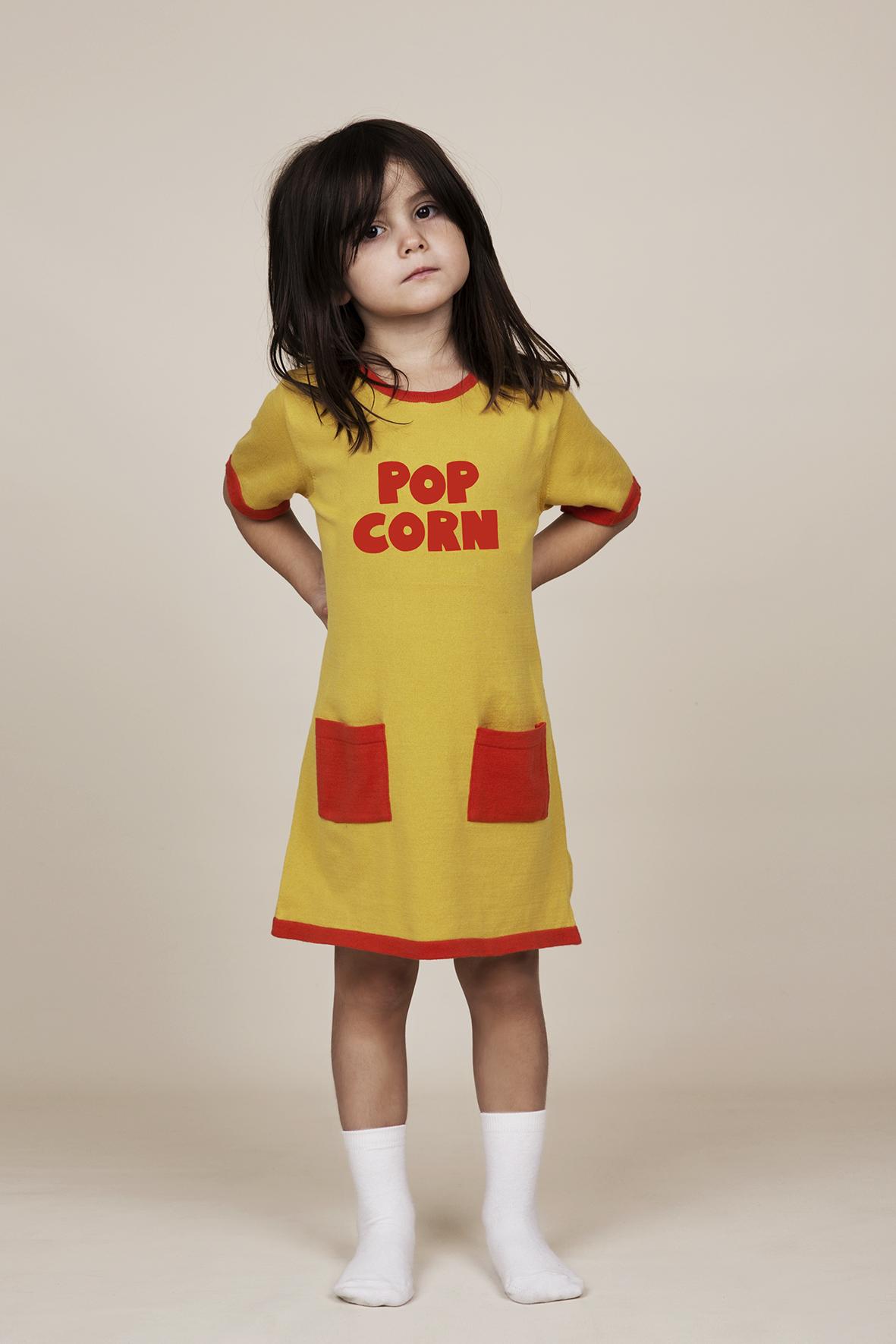 mini rodini popcorn dress