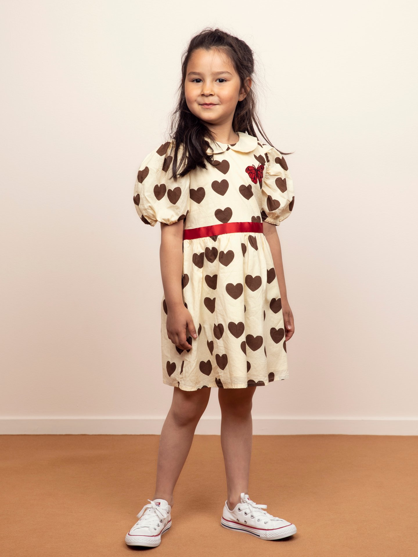 mini rodini hearts dress