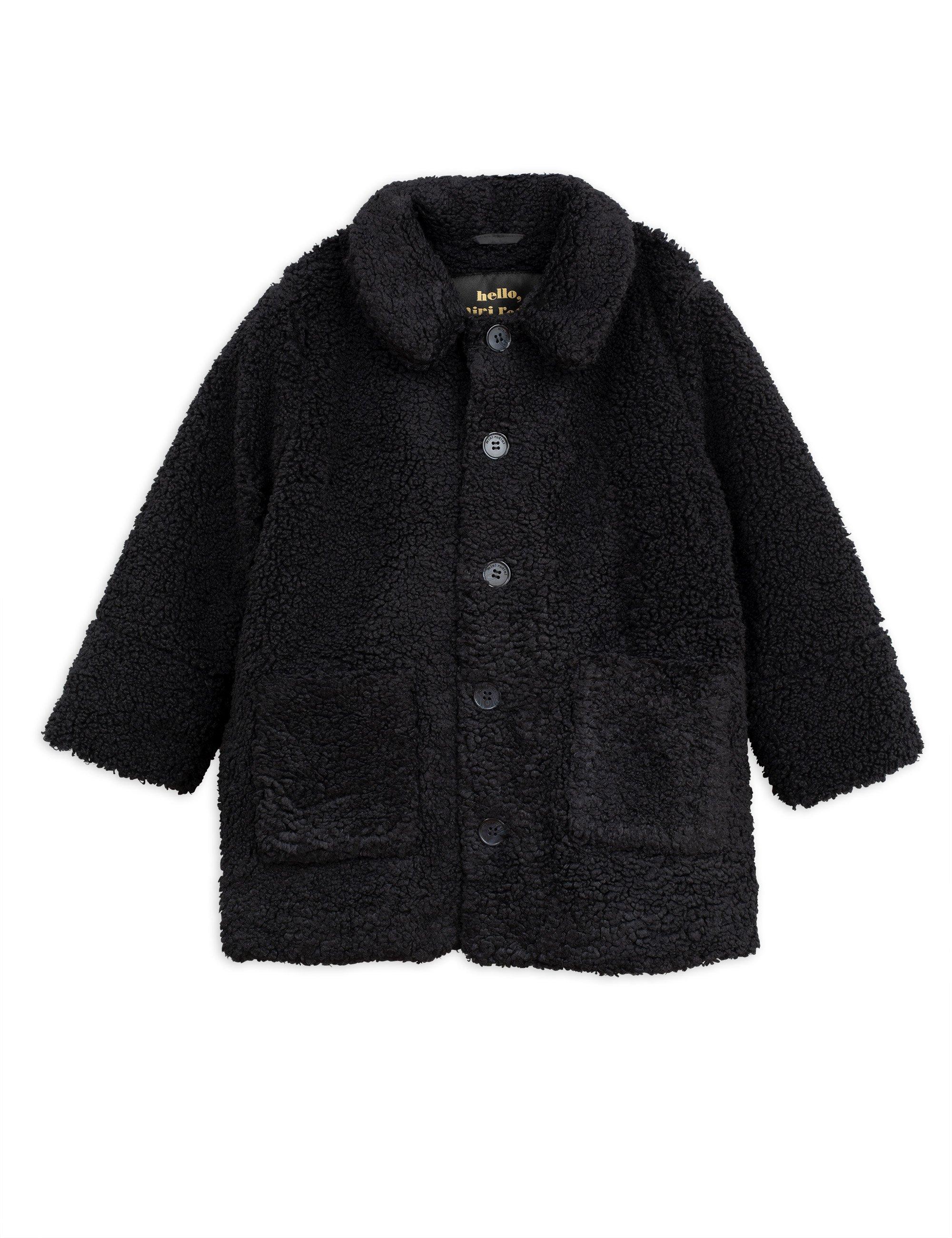 kodomo boston - mini rodini faux fur jacket