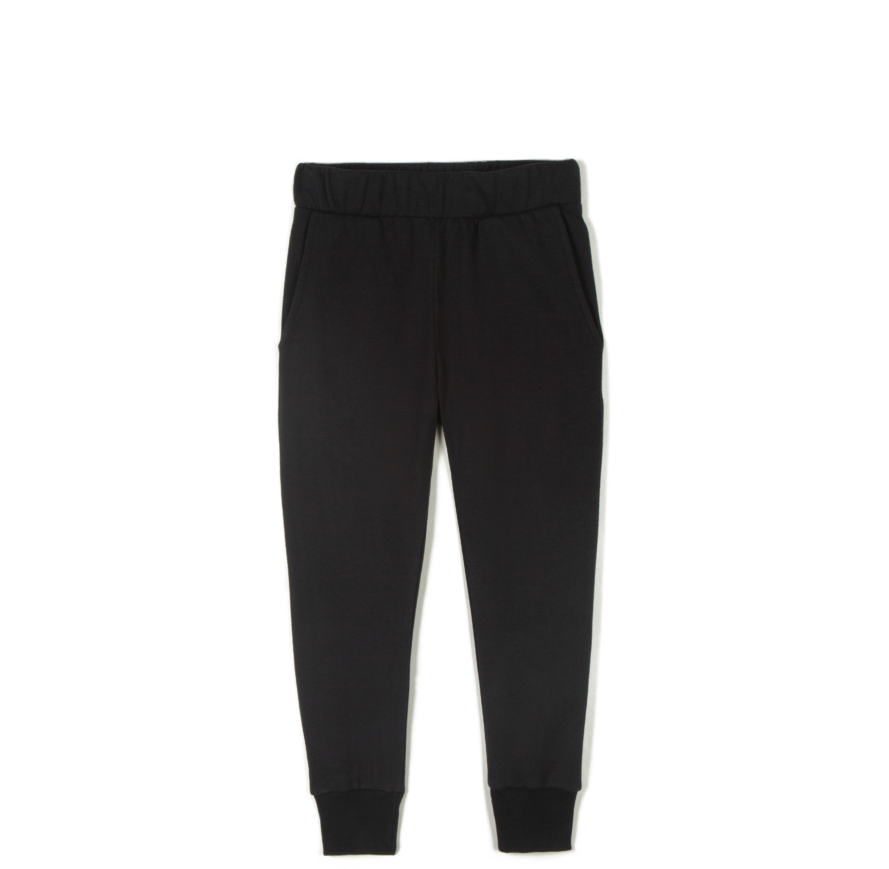wolf & rita amadeu black trousers