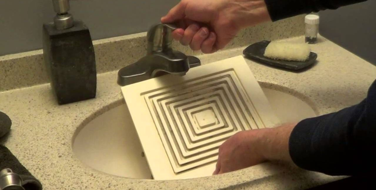 bathroom exhaust fan vent cleaning