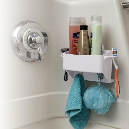 Small tub organizer.