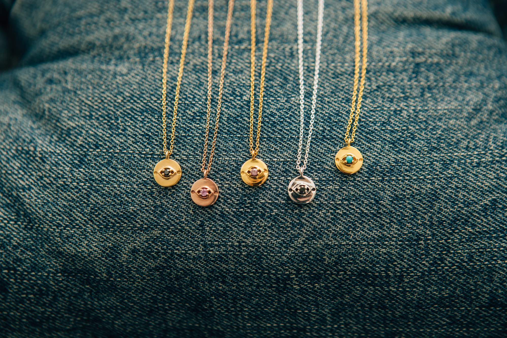 Evil Eye Necklaces