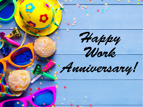 "10 Thankful Ways to Say ""Happy Work Anniversary"" – SimplyNoted"