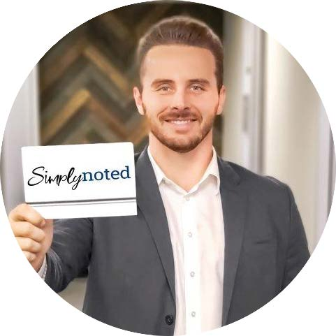 Founder of SimplyNoted - Send handwritten notes