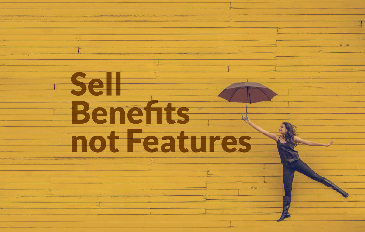 Insurance sales tips for selling value, not benefits