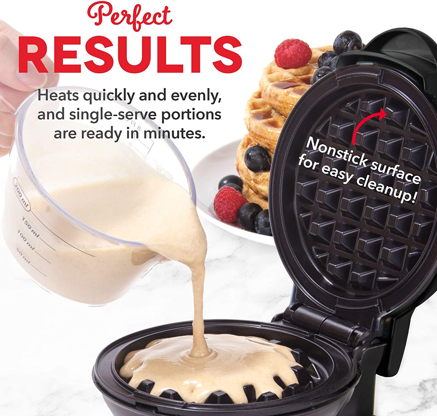 send a waffle maker as a creative client gift
