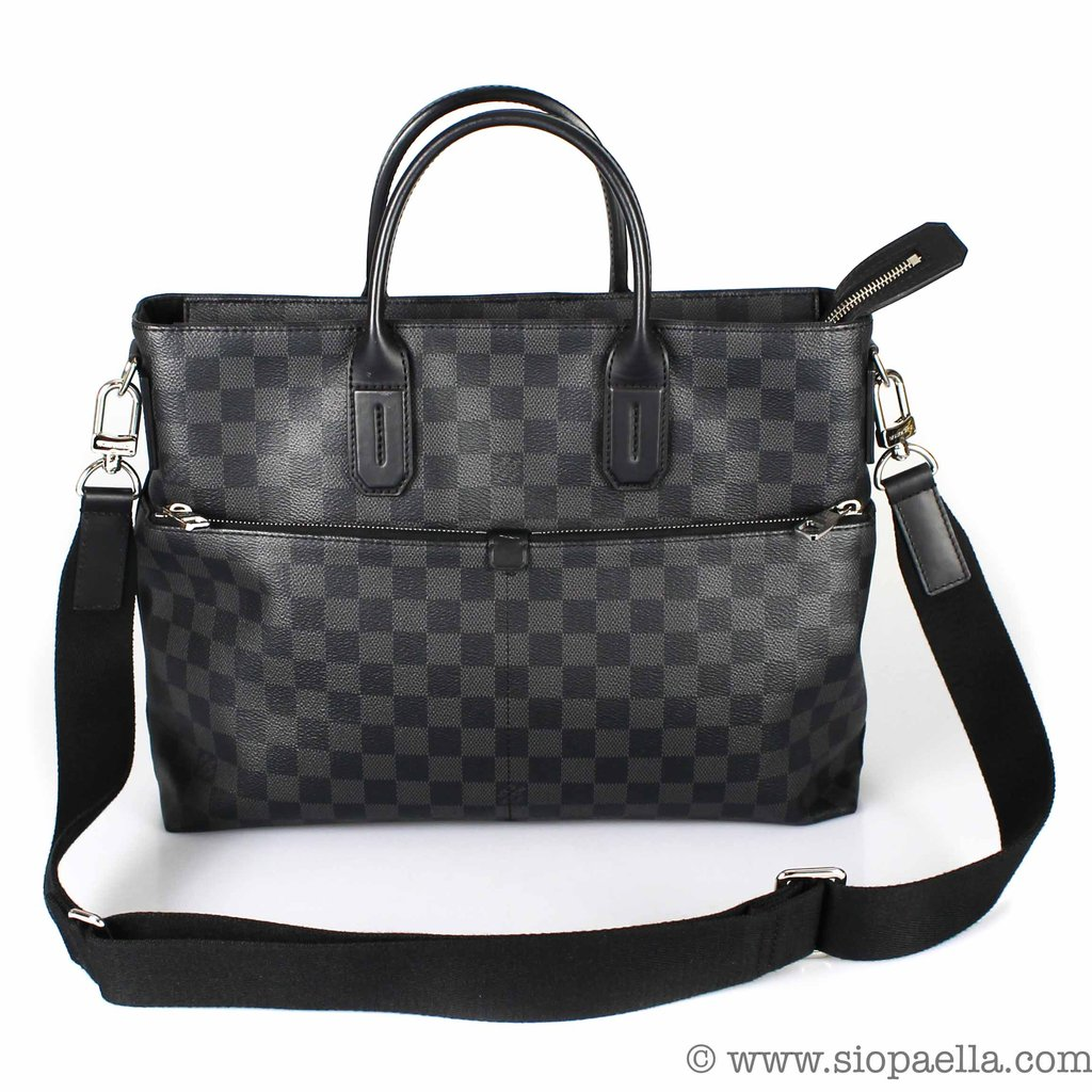 1c5d764e8 Louis Vuitton Damier Graphite