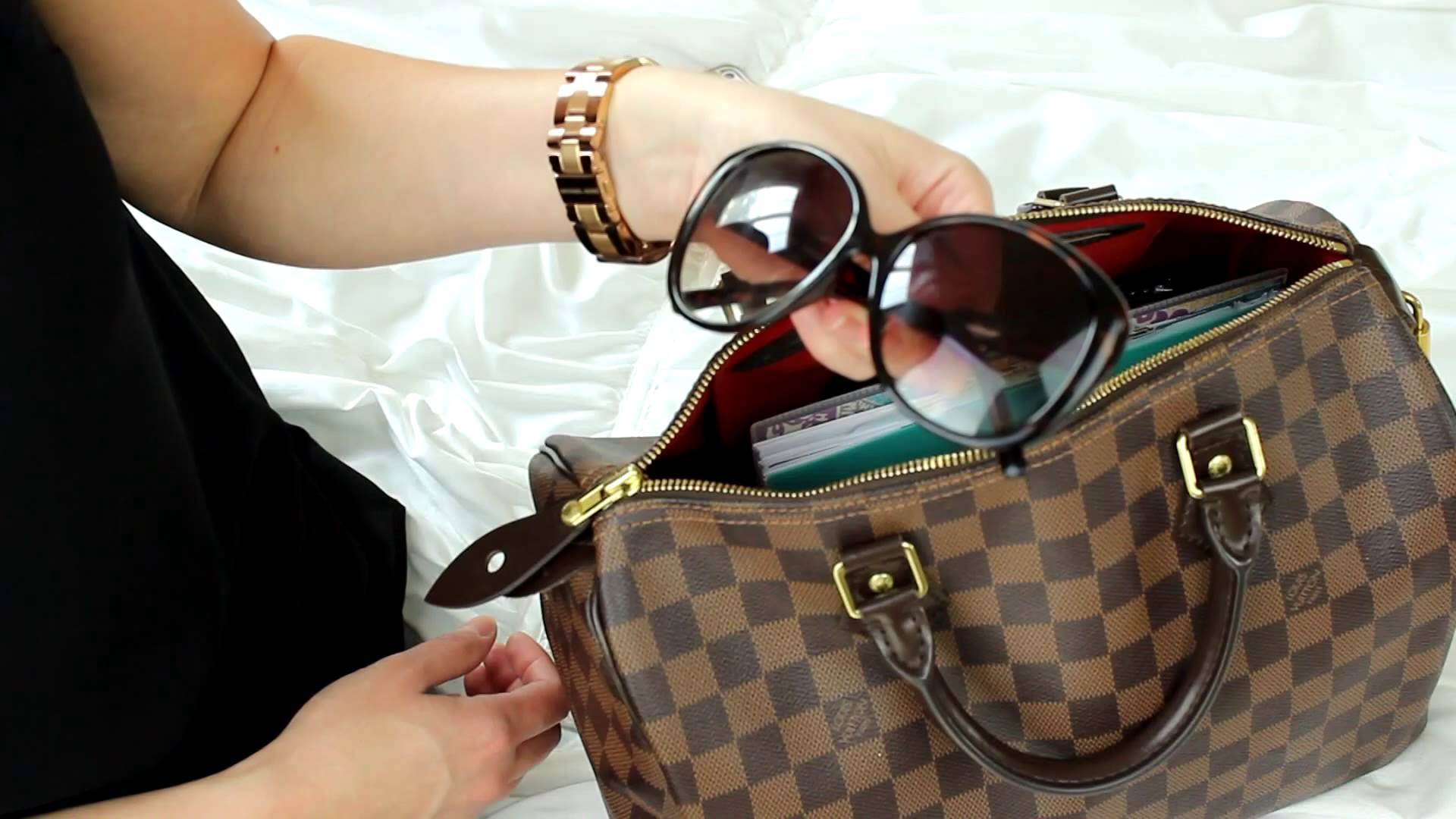 c3afd5b6b36a EVERYTHING YOU NEED TO KNOW ABOUT THE SPEEDY. The Louis Vuitton Speedy bag  ...