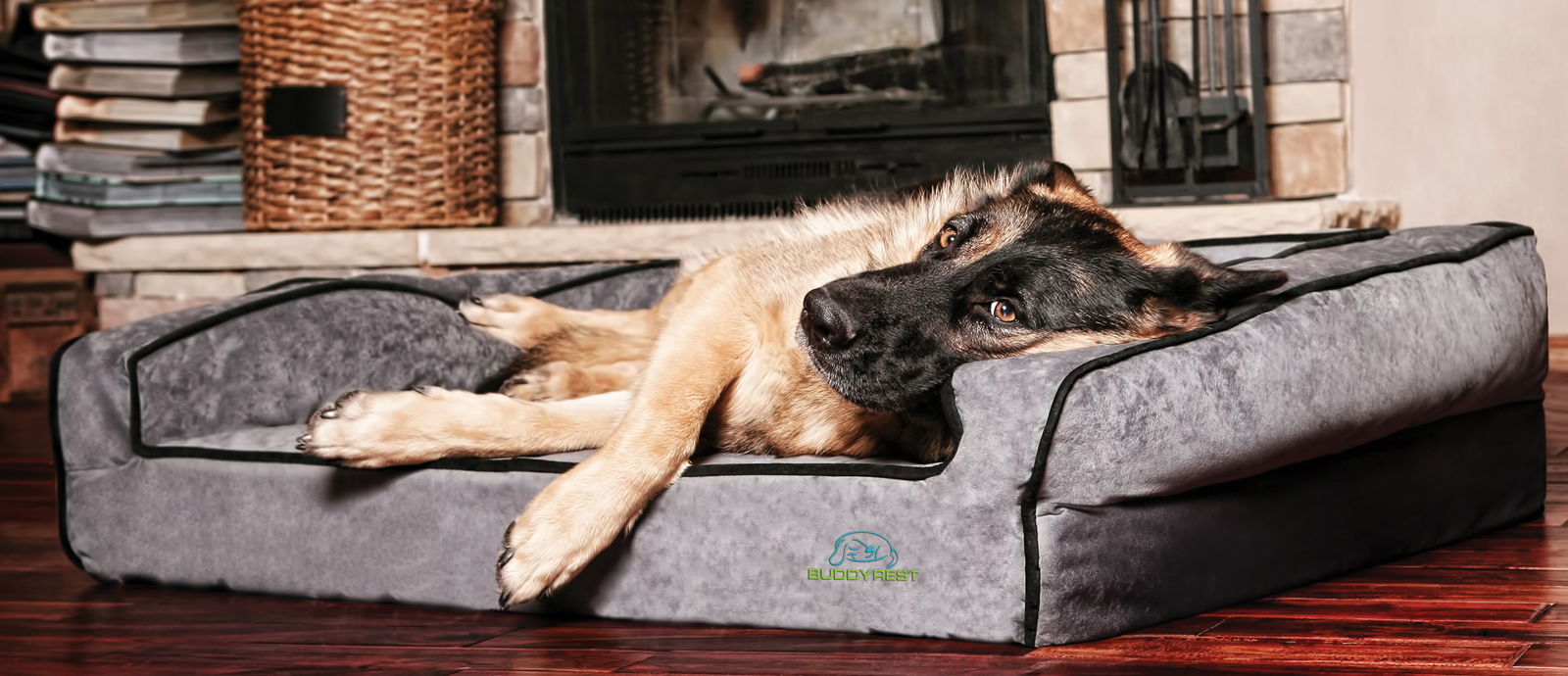 Working dog beds