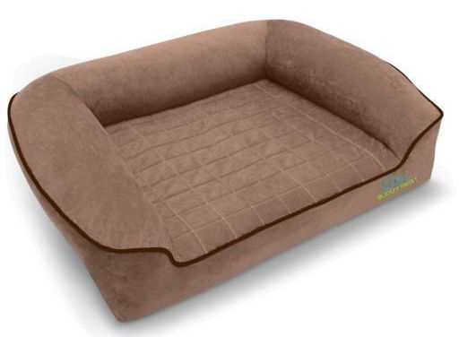 buddyrest romeo orthopedic dog bed