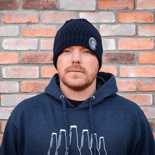 The Breckenridge Beanie - Men's Colorado Beanie - Christmas Gift Guide for Men
