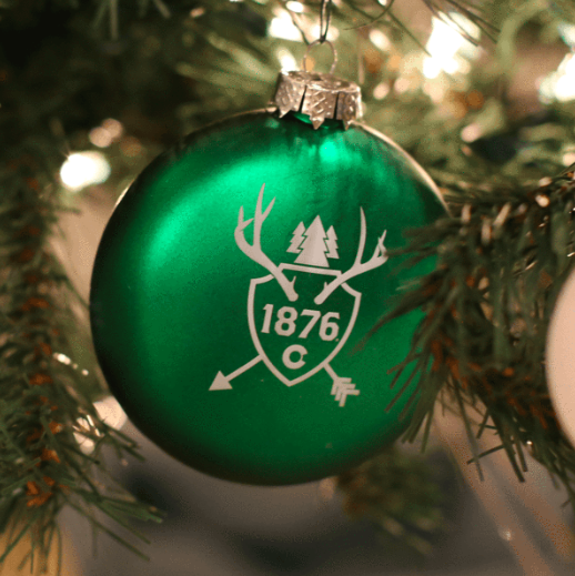 The 1876 Trophy Ornament - Colorado Home Gifts - Christmas Home Gift Guide