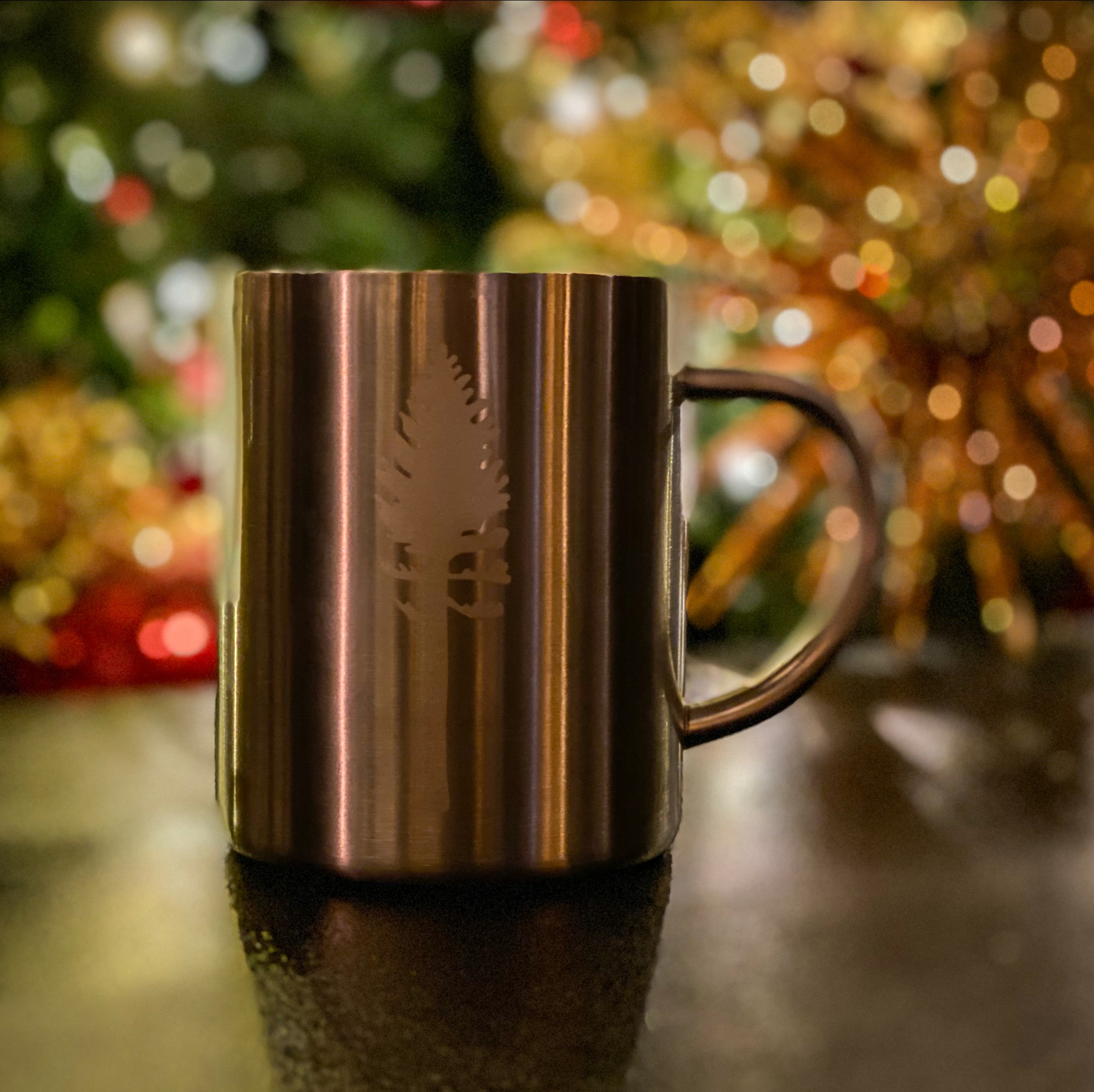 The Lodgepole Mug - Colorado Home Gifts - Christmas Home Gift Guide